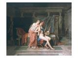 Les Amours De Pâris Et D'Hélène (Love of Paris and Helen)  1788