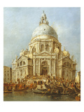The Doge of Venice Goes to Santa Maria Della Salute  21 November