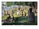 La Grande Jatte  1884