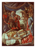 Discovery of Body of Holofernes (Judith Killed Holofernes  General of Nebuchadnezzar)