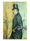 Portrait of Monsieur Luis Pascal