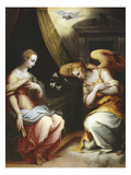 The Annunciation  C1564-67