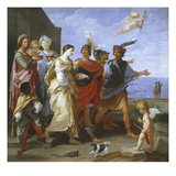 The Abduction of Helen  C1626-29