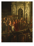 Arrival in Venice of Henry Iii of France