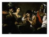 Réunion Dans Un Cabaret (Gathering in a Tavern)