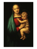 Madonna and Child  Called Madonna of the Grand Duke
