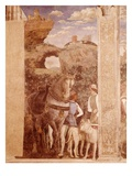 Landscape with Horse and Grooms