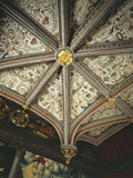 Ceiling  Mid 16th Century Studiolo