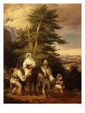 Transylvanian Peasants Going to Market