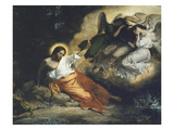 Christ in the Garden of Gethsemane  1824-27