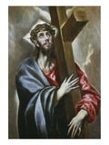 Christ Carrying the Cross 108X78Cm