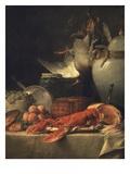 Still Life with Lobster (Detail)