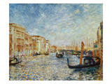 Grand Canal  Venice  1881