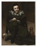 The Court Jester Calabacillas or Bob De Coria  C 1639