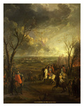 Siege of Valenciennes  16 March 1677 (Louis Xiv's Dutch War of 1672-79)