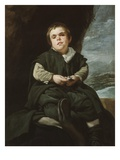The Child of Vallecas Francisco Lezcano  C 1637