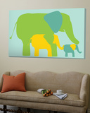 Green Elephants