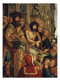 Ecce Homo  Christ Shown to the People by Pontius Pilate  1518-20