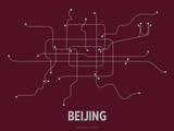 Beijing (Maroon)