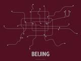 Beijing (Maroon)
