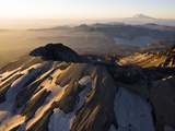 The Crater of Mount Saint Helens