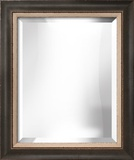 SEDONA Walnut Wide Mirror