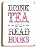 Drink Tea-pink