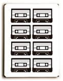 B/W Tapes