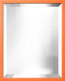 Confetti Pumpkin Portrait Mirror