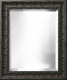 MICHELANGELO Wide Black Mirror