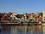 The Harbor in Stavanger