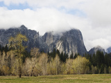 A Clearing Storm in the Yosemite Valley
