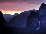 Bridalveil Fall at Sunrise