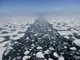 Arctic Landscape in the Hinlopen Strait