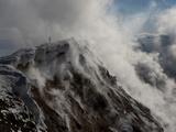 A Biologist Investigates the Erebus Crater