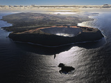 Three Volcanoes  Quiet Now  Formed Easter Island Half a Million Years Ago