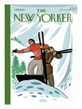 The New Yorker Cover - January 11  2010