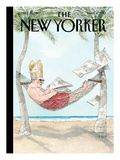 The New Yorker Cover - March 11  2013