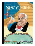 The New Yorker Cover - September 8  2008
