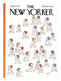 The New Yorker Cover - September 22  1975