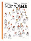 The New Yorker Cover - September 22  1975