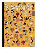 The New Yorker Cover - November 1  2010