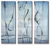 Whale Songs Tableau multi toiles par Jennifer Goldberger