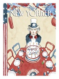 The New Yorker Cover - July 4  2005