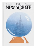 The New Yorker Cover - December 22  1975