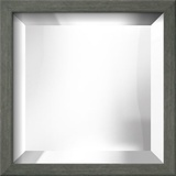 CHELSEA Gray Mirror