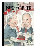 The New Yorker Cover - February 7  2011