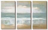Shoreline Tableau multi toiles par Caroline Gold