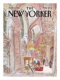 The New Yorker Cover - August 6  1938