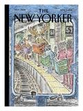 The New Yorker Cover - April 4  2011